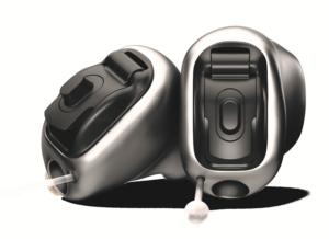 Titanium hearing aids