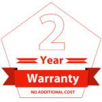 CENS 2 year warranty