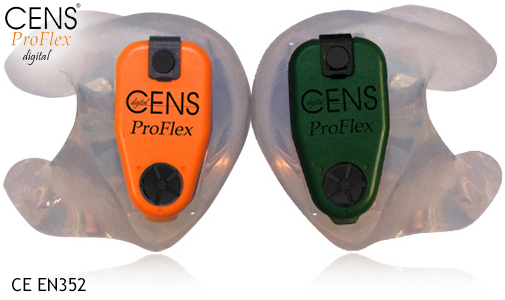 ProFlex digital 1 earplugs