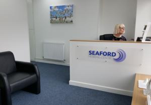 Seaford reception