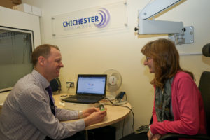 Chichester Hearing Consultation