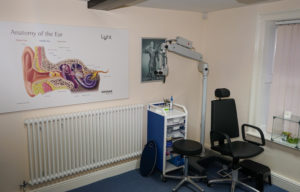 Audiologist Room