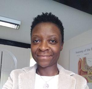 Audiologist Patricia Asante