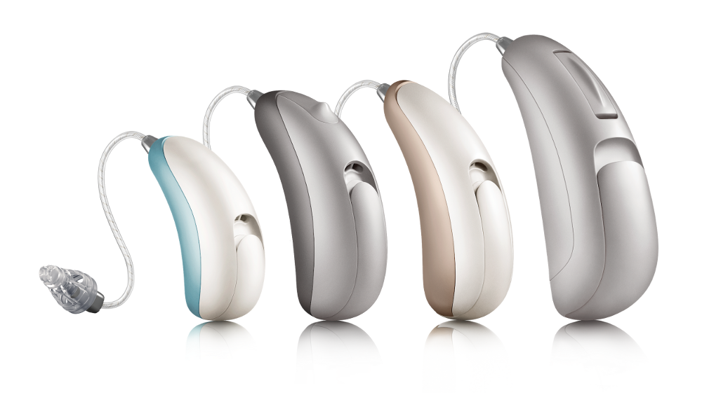 hearing aids suitable for the summer